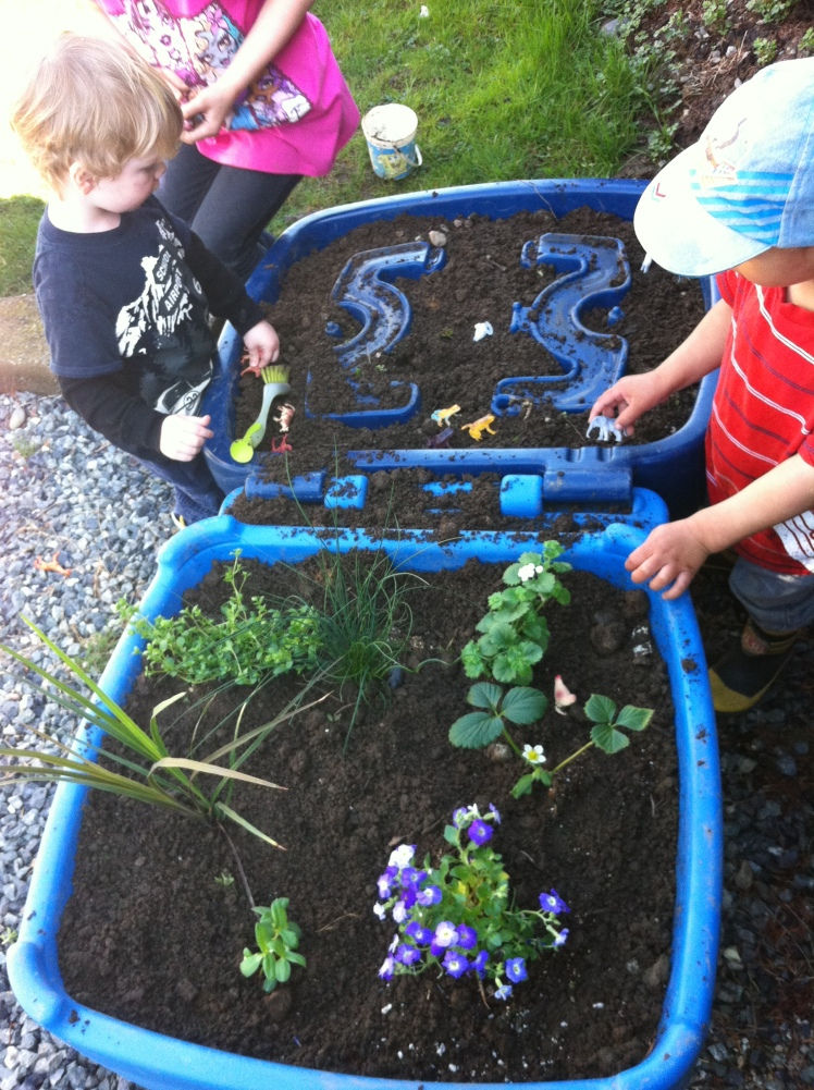 My Peace-Treaty-Kid-Friendly Garden